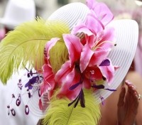 Kentucky Oaks Hat