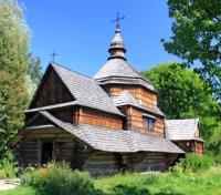 Church in Pirogovo Ethnographic Museum