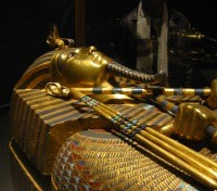 Egyptian Museum, home of King Tut