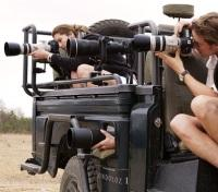 Londolozi's Custom Photography 4x4 Vehicle