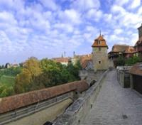 Rothenburg Medieval Walls