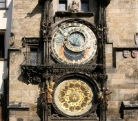 The Prague Orloj: An Astronomical Clock