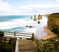 12 Apostles Great Ocean Road Boardwalk