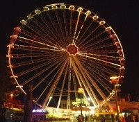 Vienna Prater Wheel