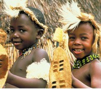 Zulu Children