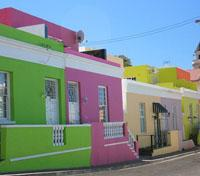 Cape Town, Winelands & Safari Tours 2018 - 2019 -  Cape Town's Bo-Kaap District