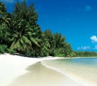 Desroches Island Beach