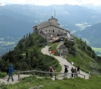 The Eagles Nest in the Bavarian Alps