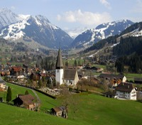 Village of Gstaad