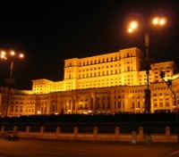 The Palace of the Parliament