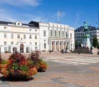 Gothenburg Central Square