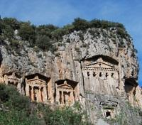 Lycan Rock Tombs