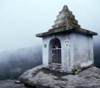 Small Hindu Mountain Shrine