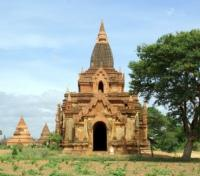 Bagan - One of many Deserted Temples