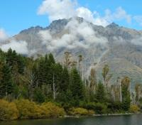 The Remarkables Mountain Range