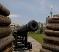 Canon at Fort York