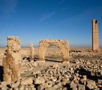 Ancient Ruins of Harran University