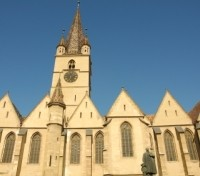 The Lutheran Cathedral of Saint Mary Sibiu