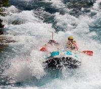 Koprulu Canyon Rafting Adventure