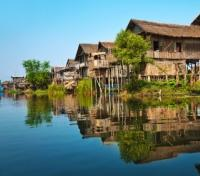 Village on the Lake