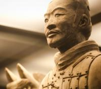 Terra Cotta Warrior Close-up