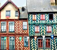 Timber-Framed Houses Rennes