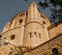 Mount Zion - The Dormition Abbey