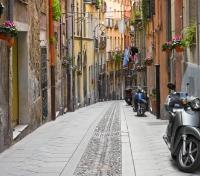 Quaint Streets of Cagliari
