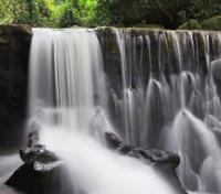 Samui Jungle Waterfall