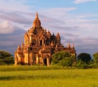 Beautiful Bagan Temple