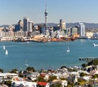 View of Auckland from Devonport