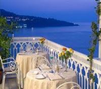 Dining in Sorrento