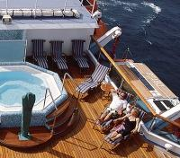 MV Orion Jacuzzi