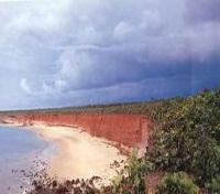 Red Cliffs of Pirlangimpi (Melville Island)