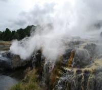 The Puia Thermal Valley