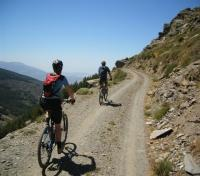 Bike Tour- Sierra Nevada