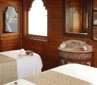 Spa on Lake Pichola