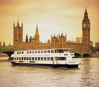 Cruise on the Thames River
