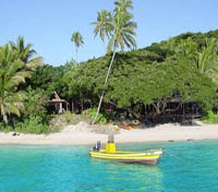 First Landing Resort, Fiji
