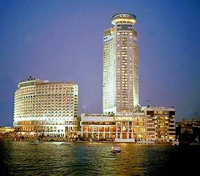 The Grand Hyatt, Cairo