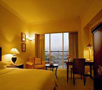 Room at the Grand Hyatt, Cairo
