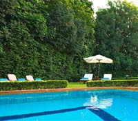 Vivanta by Taj - Sawai Madhopur Lodge - Pool