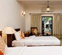 Vivanta by Taj - Sawai Madhopur Lodge - Bedroom