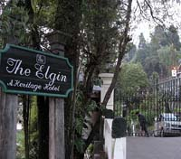 New Elgin Hotel - Exterior