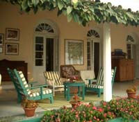 Glenburn Tea Estate - Verandah