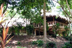 Nitun Lodge, Lake Peten Itza