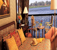 Room on the Oberoi Philae