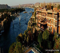 View from Old Cataract, Aswan