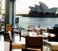 The Park Hyatt Sydney dining