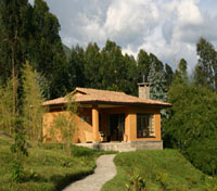Cottage at Sabyino Silverback